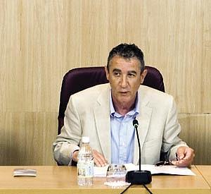 Juan Salvador León, Consejero Insular de Medio Ambiente