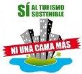 Si al turismo sostenible- ILP Ni una cama más