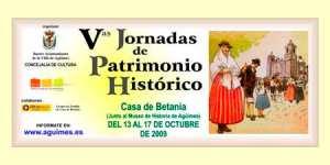 V Jornadas Patrimonio1