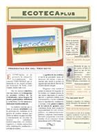Revista ECOTECAplus 2009 Revista de las actividades de ECOTECAplus 2009