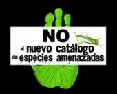 z Todo el mundo contra el nuevo Catálogo de Especies Protegidas