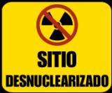 Sitio desnuclearizado Sitio desnuclearizado