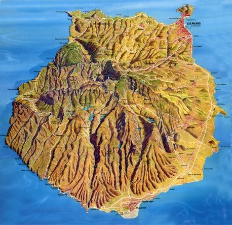 Especies y variedades de plantas cultivadas tradicionalmente en la isla de gran canaria - Isla de las palmas de gran canaria ...