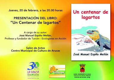 Cartel presentación Arucas