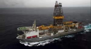 El barco de REPSOL abandona la zona de prospecciones