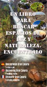 Descubriendo Gran Canaria 5 rutas a pie. Nuevo libro de Turcón